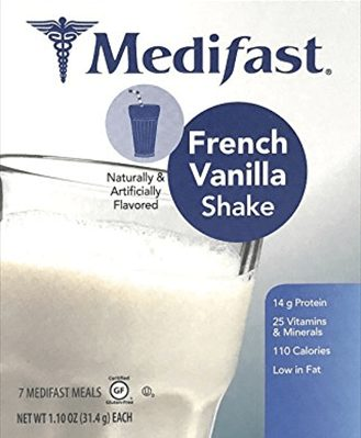 Medifast Shake Review on