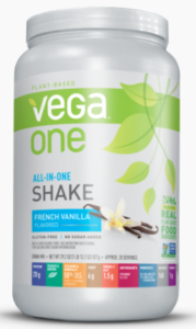 Vega Shakes now come in both organic and non-organic formula options.