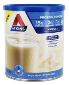 Atkins shake reviews are mixed on the taste of the Atkins Vanilla Shake.