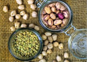 beans and legumes can help you achieve healthier cholesterol levels