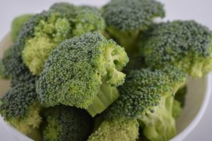broccoli is high in plant based protein