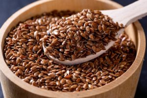 flaxseeds and chia seeds both can help you achieve healthier cholesterol levels