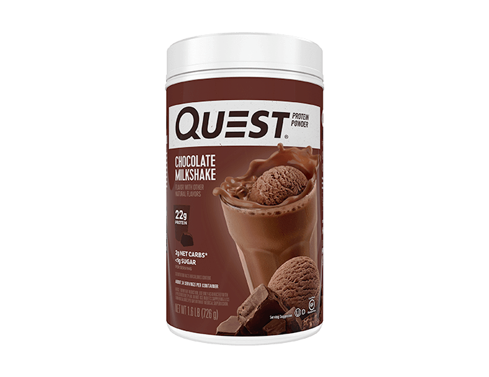 quest chocolate protein